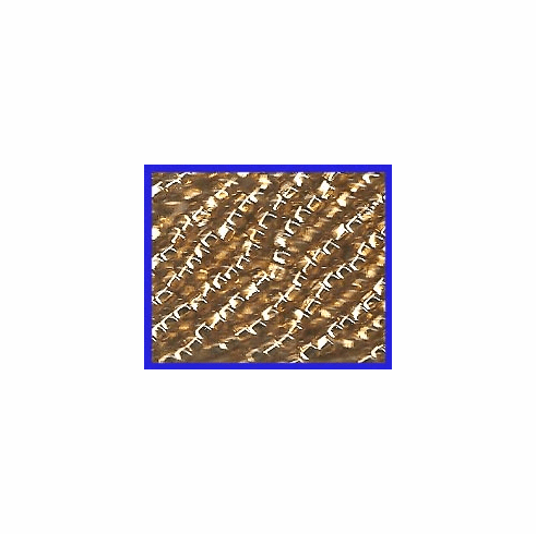 Gold Topaz 8/0 Seed Beads