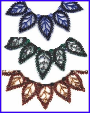 Leaf Necklace Kit