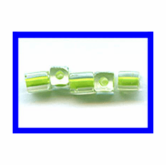 Lime Lined Crystal