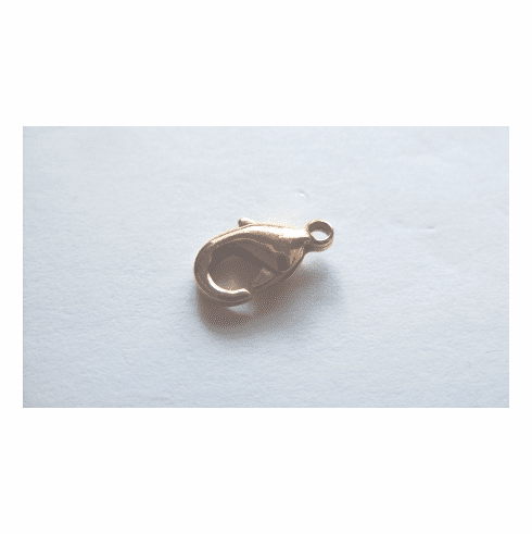 Lobster Clasp - 12mm - 16 Clasps - Copper<br>COBK83