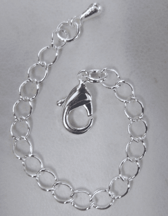 """Lobster Clasp Extender with 3"""" Chain"""