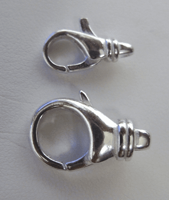Lobster Clasp With Detail