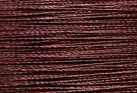 Metallic Thread - Garnet