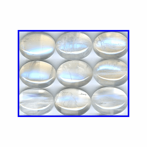 Moonstone 12x16mm Oval Cabochon