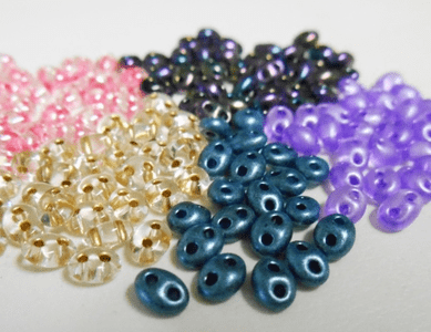 **New! Twin Beads!**