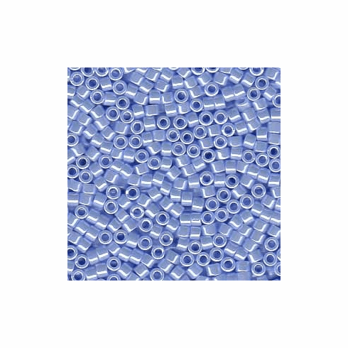 Opaque Agate Blue Luster