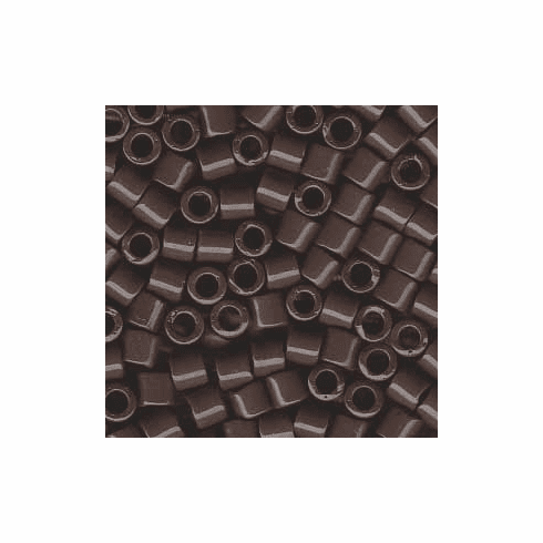 Opaque Chocolate Brown DBL734