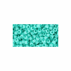 Opaque Luster Turquoise<br>15R55M