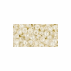 Opaque Lustered Buttermilk<br>11R122
