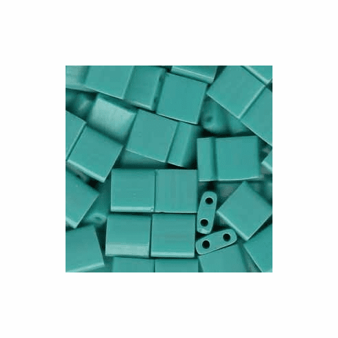 Opaque Turquoise Green