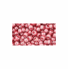 Raspberry w/Inside Color Dusty Pink<br>11R291