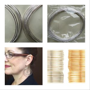 .999 Silver and 24kt. Gold Over Copper - Wire -