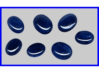 Sapphire Cabochons