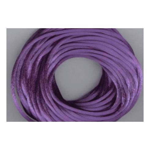 Satin Cord - Purple