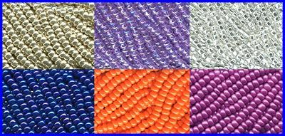 Size 11 Seed Beads
