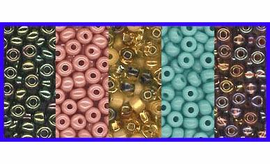 Size 6 Seed Beads