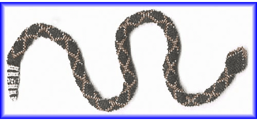 Snake Necklace/Hatband Kit