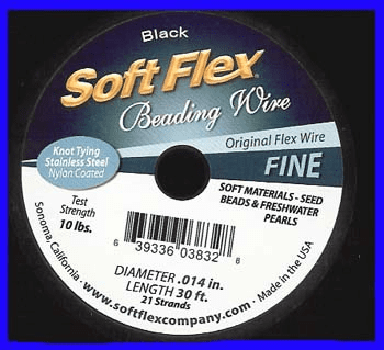 Soft Flex- Fine in Black