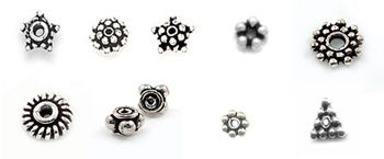 Spacers - .999 Silver Over Copper - Hypo-allergenic