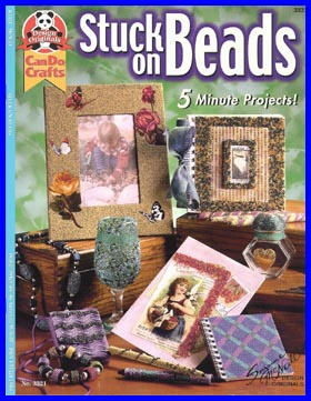 Stuck on Beads: 5 Minute Projects
