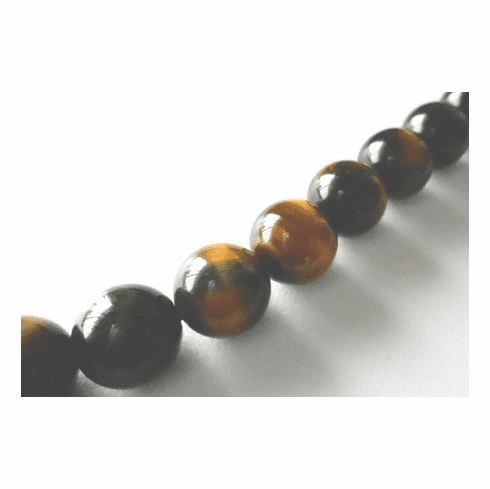 Tiger Eye - 10mm