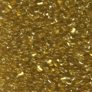 Transparent Silverlined Gold