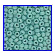 Turquoise 6/0 Seed Beads