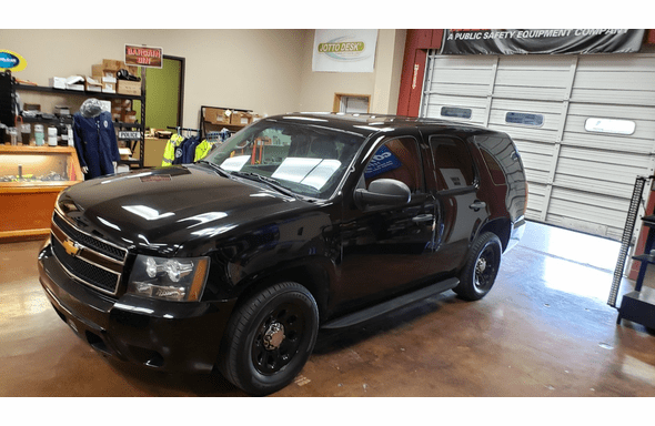 2012 Chevy Tahoe Black 100K