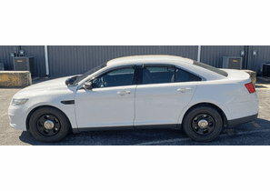 SOLD 2013 Ford Police Interceptor Sedan 75k miles 1FAHP2M86DG126750