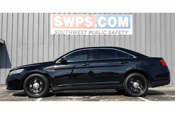 2013 Ford Police Interceptor Sedan 96k Miles 1FAHP2MKXDG213420