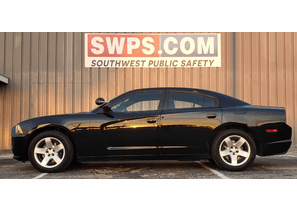 SOLD 2014 Dodge Charger V8 Hemi Black Pursuit Package 2C3CDXAT4EH233230