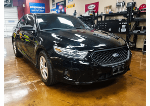 SOLD 2014 Ford Taurus PI 113k Miles