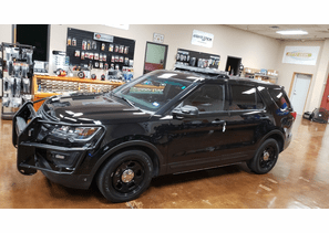 SOLD 2016 Ford Police Interceptor Utility 23k miles Code3 Package