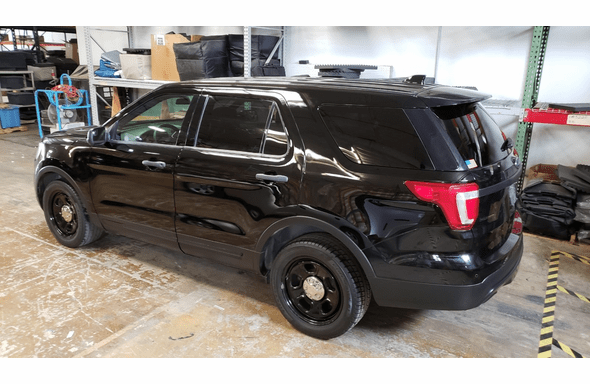 2016 Ford Police Interceptor Utility Black 71K miles