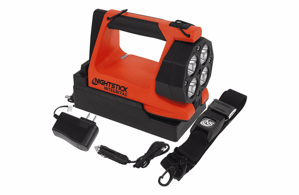 NightStick INTEGRITAS X-Series Intrinsically Safe Rechargeable Lantern - Red XPR-5582RX