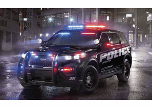 Ford - 2020 Police Interceptor Utility