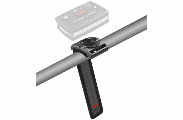 Guardian Angel - Bike/Rail Strap with Magnetic Mount