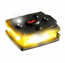 GUARDIAN ANGEL MICRO™ - Small Warning Flasher with Solid front/rear LEDs