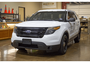 Past Inventory of Police Vehicles for Sale