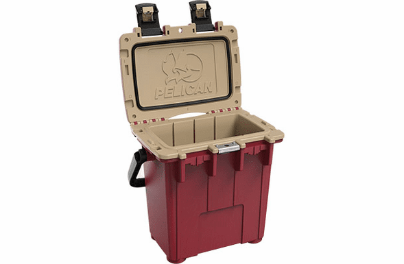 Pelican 20Q Cooler Canyon Red / Coyote - 20Q-7-CNREDCOY