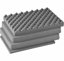 Pelican Storm Case IM2300 Replacement Foam Set 4 pc