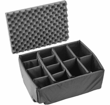 Pelican Storm Case IM2620 Padded Dividers