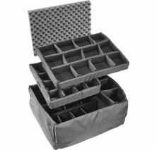 Pelican Storm Case IM2750  Padded Dividers