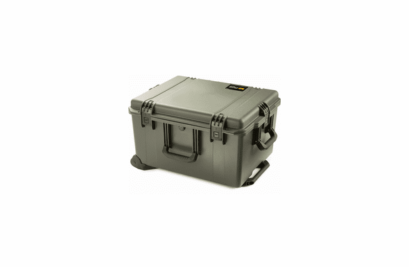 Pelican Storm Case IM2750  With Padded Dividers GREEN