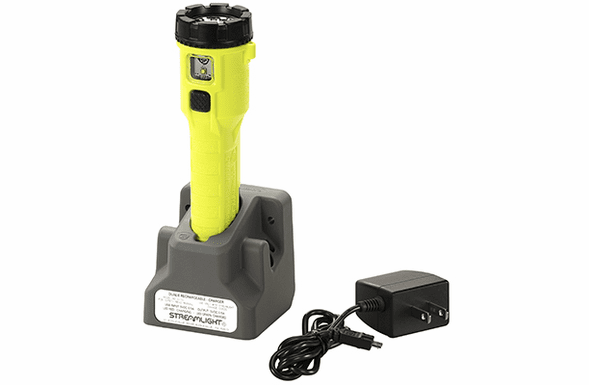 Streamlight Dualie Rechargeable Magnet 120V/100V AC Yellow Box 68973