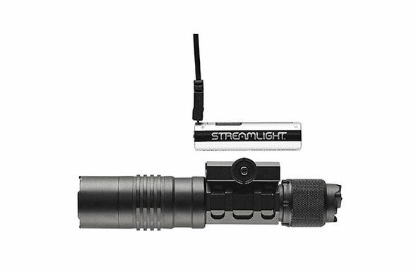 Streamlight ProTac Railmount HL-X Laser USB 18650 USB battery & cord 88090