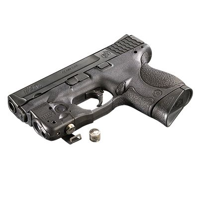 Streamlight TLR-6 SIG SAUER P365 with white LED and red