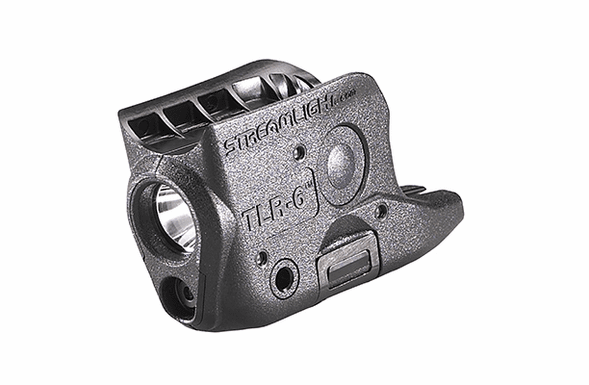 Streamlight TLR-6 WITHOUT LASER GLOCK 26/27/33 white LED 69282