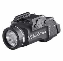 TLR-7® SUB ULTRA-COMPACT TACTICAL GUN LIGHT (for GLOCK® 43X/48 MOS and GLOCK® 43X/48 RAIL)
