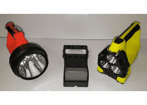 Vulcan Rechargeable Flashlights by Streamlight
